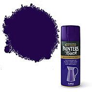 Rust-Oleum Painter's touch Purple Gloss Multi-surface Decorative spray paint, 400ml