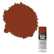 Rust-Oleum Surface primer Red Matt Spray paint 400 ml