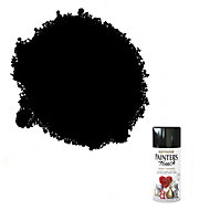 Rust-Oleum Painter's touch Black Gloss Decorative spray paint 150 ml