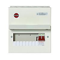 Wylex 100A 8 way Consumer unit