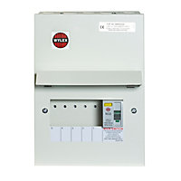 Wylex 100A 5 way Consumer unit