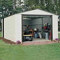 Rowlinson 24x12 Murryhill Metal Garage