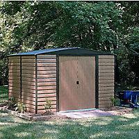 Arrow Woodvale 12x10 Apex Metal Shed