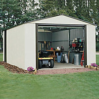 Rowlinson 24x12 Murryhill Metal Garage - Assembly service included