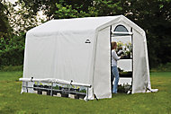 Shelterlogic 8x8 Apex Greenhouse