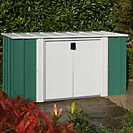 Arrow Greenvale 6x3 Pent Metal Shed