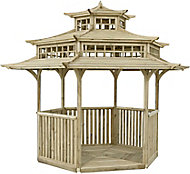 Rowlinson Oriental Pagoda - Assembly service included