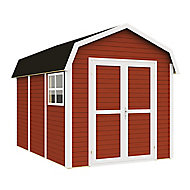 Rowlinson Paramount Buildings 11x8 Barn Tongue & groove Wooden Shed