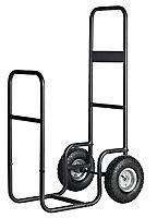 Shelterlogic Wood moving cart, 113kg capacity