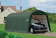 Shelterlogic 20x12 Round top Plastic Garage