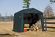 Shelterlogic 10x10 Apex Plastic Shed