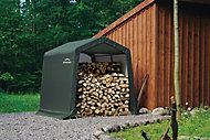 Shelterlogic 8x8 Apex Plastic Shed