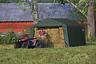 Shelterlogic 12x12 Apex Plastic Shed