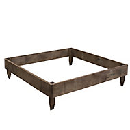 Rowlinson Timber Raised bed kit 1.2m²