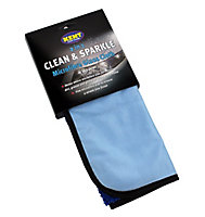Kent Car Care Microfibre Glass Cloth
