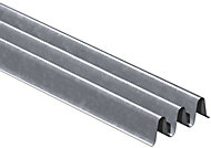Expamet Steel Lintel (L)1.2m (W)100mm