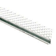Expamet Galvanised steel Stop bead, (L)2.4m (W)57mm