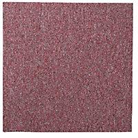 Colours Mallow Carpet tile, (L)50cm
