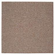 Colours Clove Carpet tile, (L)50cm