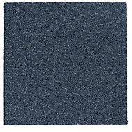 Colours Cornflower Carpet tile, (L)50cm