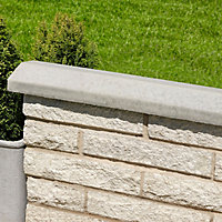 5015111039172 PITCHED WALLING GREY 215X90X63MM