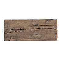 Traditional Stonewood Wood effect Sleeper (L)60cm (T)4cm, Pack of 29