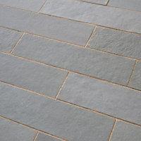Grey Paving slab of 60