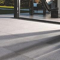 Grey Paving slab of