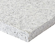 Silver grey Paving slab (L)295mm (W)295mm, Pack of 80