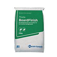 Thistle BoardFinish Plaster, 25kg Bag