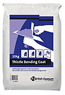 Thistle Bonding Coat Undercoat plaster, 25kg Bag