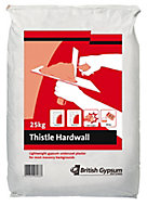 Thistle Hardwall Undercoat plaster, 25kg Bag