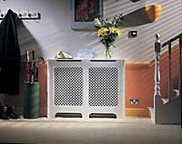 Radiator cabinet medium 1198X900X200mm Mdf