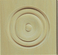 Round corner blocks (W)90mm (L)90mm