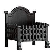 Slemcka Traditional Metal Fire basket (H)300mm (D)430mm