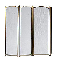 Slemcka Traditional Fire screen