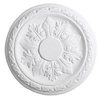 Artex Cavendish Classic Plaster Ceiling rose, (Dia)360mm