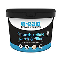 U-Can Smooth ceiling patch & filler 8.7L