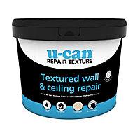 U-Can Wall & ceiling Texture repair kit, 1.5kg Tub