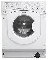 Hotpoint BHWM129 White Washing machine