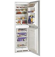 Hotpoint KHM325FF.1 70:30 White Integrated Fridge freezer