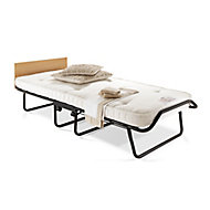 Jay-Be Royal Single Foldable Guest bed with Pocket sprung mattress