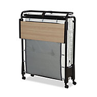 Jay-Be Revolution Small single Foldable Guest bed with Sprung mattress