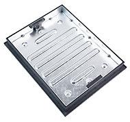 Clark Rectangular Framed Recessed Manhole cover, (L)600mm (W)450mm