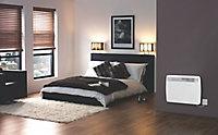 Creda Electric 1500W White Convector heater