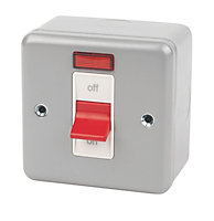 MK 32A Grey Switch