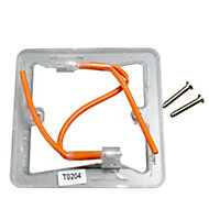 MK White Neon locator Switch