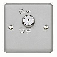 MK 20A Grey Modular key switch
