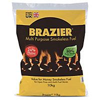 Smokeless Soild fuel briquettes, 10kg