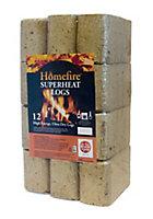 Homefire Heatlog Pack